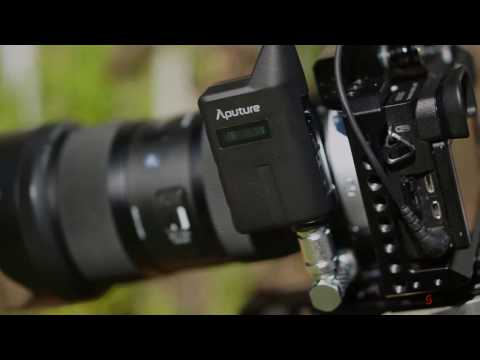 Aputure DEC Vari ND Quick Test