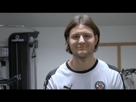 Helmer Andersson uppflyttad till A-laget
