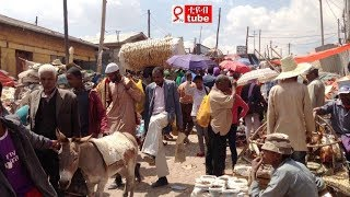 A marketplace where circus is a daily life - Merkato የመርካቶ ግርግር  Addis Ababa