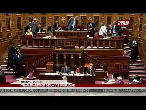 Projet de loi sur la transparence de la vie publique - SEANCE (10/07/2013)