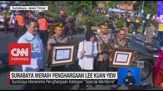 Video Surabaya Meraih Penghargaan Lee Kuan Yew MP3, 3GP, MP4, WEBM, AVI, FLV Januari 2019