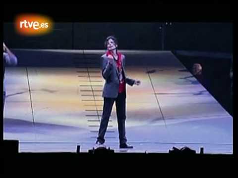 Último ensayo de Michael Jackson