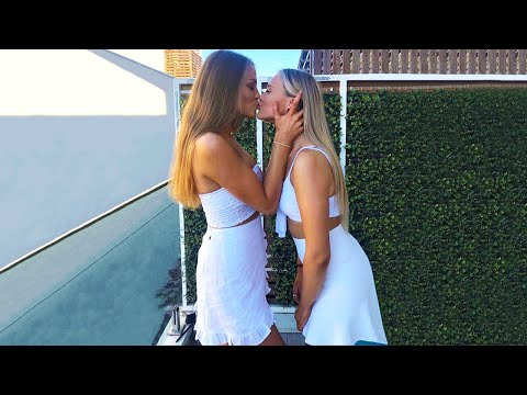 LESBIAN (wlw) Couples GAYEST Moments #77 Workout Edition