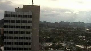 Tucson, Arizona, USA Time Lapse