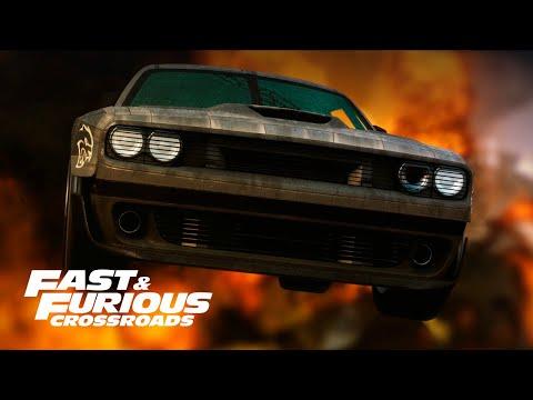 FAST & FURIOUS CROSSROADS –Official Launch Trailer
