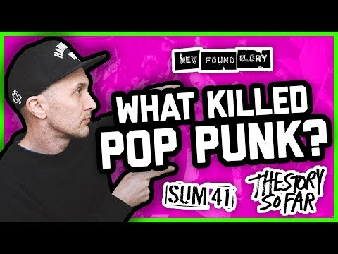 WHAT KILLED POP-PUNK? New Found Glory, Sum 41, The Story So Far