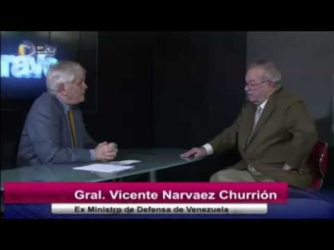 Bravo - Napoleón Bravo entrevista al Gral. Vicente Narvaez Churrión y Bonie Simonovis