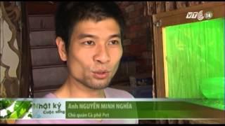 VTC14_Độc đáo Cà Phê Rắn Hà Thành