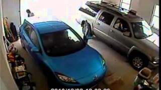 Video FAIL PARKING   Epic woman exit from garage! MP3, 3GP, MP4, WEBM, AVI, FLV Agustus 2017