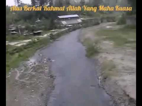Lagu Daerah KAMPUANG NAN JAUH DI MATO Sumatera Barat (Minang)