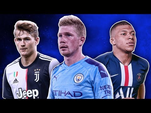 Video: 10 Players Who Can Win Their Team The Champions League!