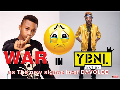WAR IN YBNL AS PICAZO BEEF DAVOLEE!!!