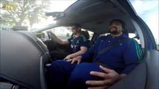 2015 KFC Highlanders TV - Car Karaoke | Super Rugby Video Humour