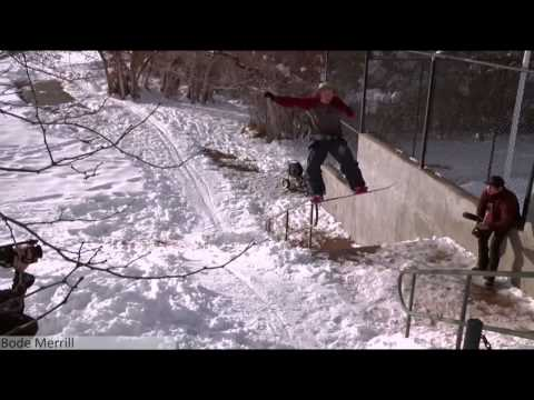 Best snowboarding videos of 2013