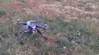 WALKERA SCOUT X 4 REVIEW, HOVER HOLD, GPS TEST