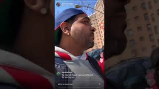 JIM JONES Takes MOZZY To HARLEM PROJECTS To Show Where 'BILLY'S' Started At In HARLEM
