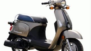 9. 2015 model kymco super 8 150