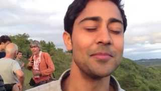 THE HUNDRED FOOT JOURNEY behindthescenes docu about shooting the film.