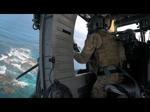 Air Force Rescue Squadron Conducts CSAR