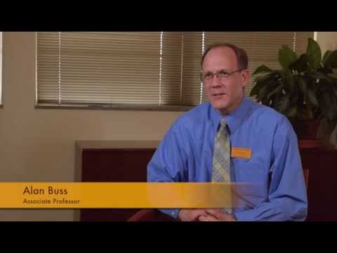 Meet Dr. Alan Buss