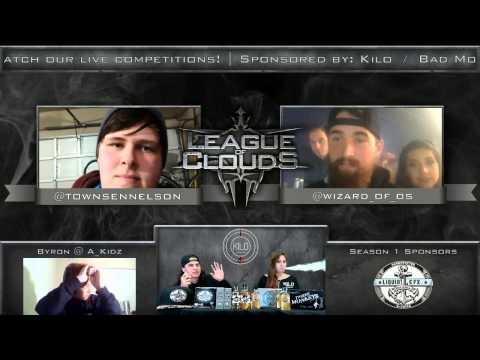 League of Clouds: Season 1 ep 11 (Week 6) - November 30th, 2015