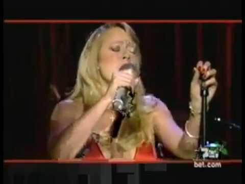 HQ - Mariah Carey - Joy To The World Live At Bet 2001