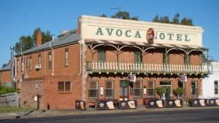 Avoca (VIC) Australia  city pictures gallery : Avoca in Victoria.