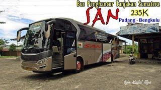 Video BUS PENGHANCUR TANJAKAN SUMATERA. Scania Ahli Tanjakan. Trip By SAN Padang - Bengkulu MP3, 3GP, MP4, WEBM, AVI, FLV Juni 2018