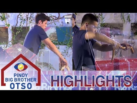 PBB OTSO Day 29: Ali at Rhys, sumabak sa 3rd Big Celebrity Challenge ni Kuya
