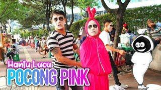 Video Pocong LUCU Dandan pakai baju pink || Video lucu MP3, 3GP, MP4, WEBM, AVI, FLV Juni 2019