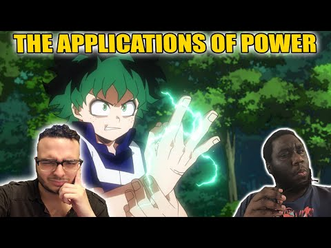 MY HERO ACADEMIA SEASON 4 EPISODE 19 REACTION | THE PATH TO CONTROL ONE FOR ALL