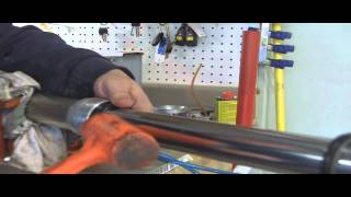 8. YZ125 Part 24: 2 Stroke Rebuidling Forks: Seals, Wipers, & Fluid