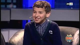 تعرفوا على أصغر مبرمج مغربي ايدر مطيع خلال استضافته في برنامج