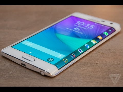 Samsung Galaxy Note 4 and Note Edge Thoughts