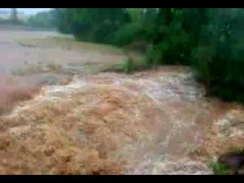 Enchente - Interior de Cândido Godói - RS