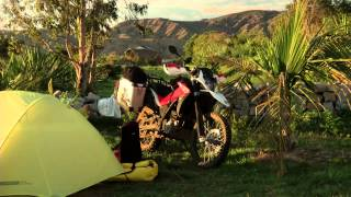 4. Touratech Test - Husqvarna TR650 Terra