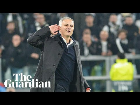 José Mourinho defends hand gesture after 'fantastic' win over Juventus