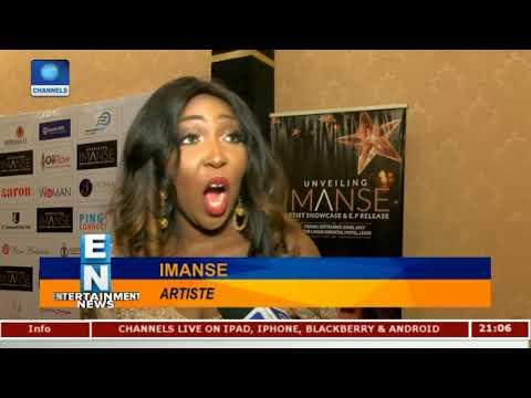 IMANSE Drops 'Hard Earned Feelings' EP At Unveiling Concert | EN |