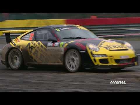 Jobfixers BRC 2018 - Round 2 Spa Rally - Porsches