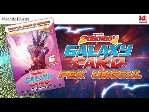 #BoBoiBoyGalaxyCard ✨PEK UNGGUL✨ - Paket Kapten Kaizo - Thời lượng: 98 giây.