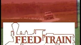 Feed Train - Mobile Feed Bunk Video