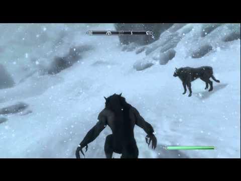 Skyrim: Transformation (Werewolf)