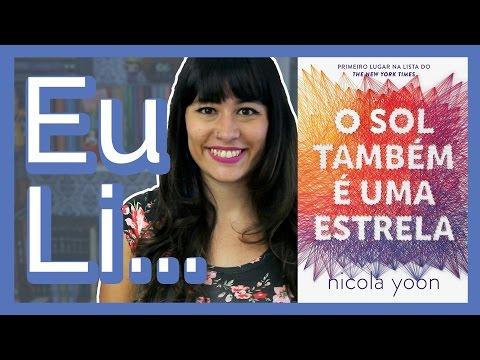 EU LI: O Sol Também é Uma Estrela | All About That Book |