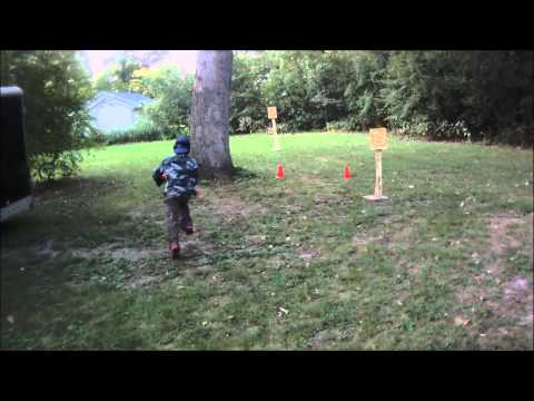 Kids Video - Shooting Prone Game