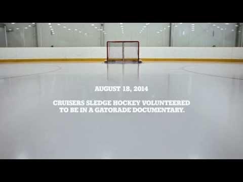 Gatorade – Sledge Hockey