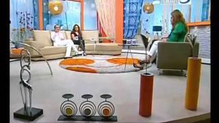 ريم البارودى - برنامج انا والمدام الجزء الاول