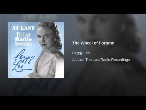 The Wheel of Fortune online metal music video by PEGGY LEE (VOCALS)