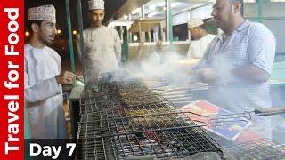 Nizwa Oman  city pictures gallery : Nizwa, Date Palm Oasis, and Omani Street Food Mishkak
