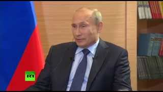 Putin To French Media: Russian Troops In Ukraine? Got Any Proof?