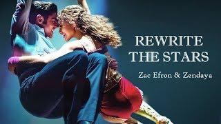 Video ► Rewrite The Stars《改寫命運》- Zac Efron & Zendaya 中文翻譯 MP3, 3GP, MP4, WEBM, AVI, FLV Juli 2018